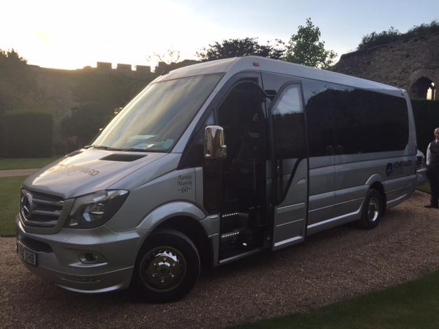 event VIP transport goodwood